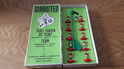 Subbuteo   H/w Team No 1  In Numbered Box
