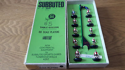 Subbuteo   H/w Team No 85    Repainted