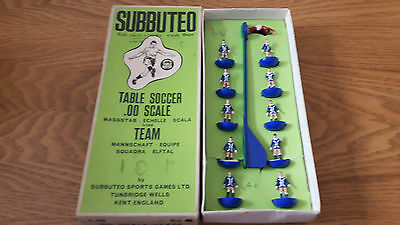 Subbuteo   H/w Team No 101   Repainted