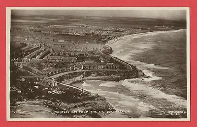 Aerial Photograph  WHITLEY BAY  CULLERCOATS   Northumberland  1920s