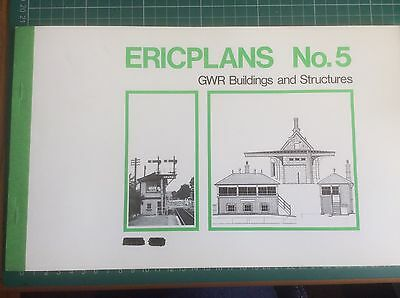 Modelling Gwr Brinscombe Station & Dunster Goods Shed To Scale Plans Book Book