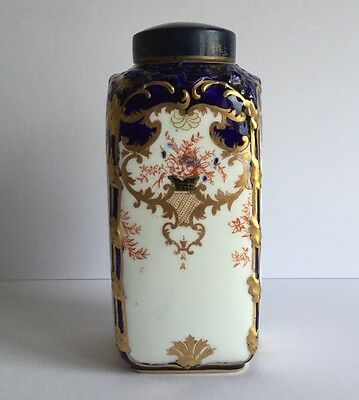 Royal Crown Derby small chocolate pot ! pattern 3788