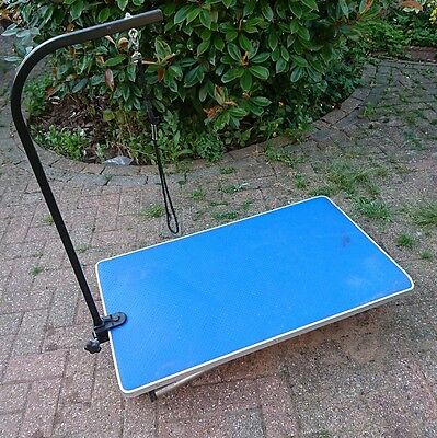 large portable dog cat grooming table