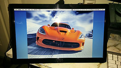 """AOC 1649Fwu, 15.6"""" LCD Monitor, with accessories"""