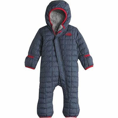 The North Face Infant Boys Winter Thermoball Bunting Suit Multi Size  TOCRX9Z8P