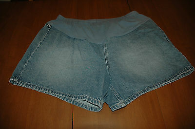 Motherhood Maternity Jean Shorts - Size 2X