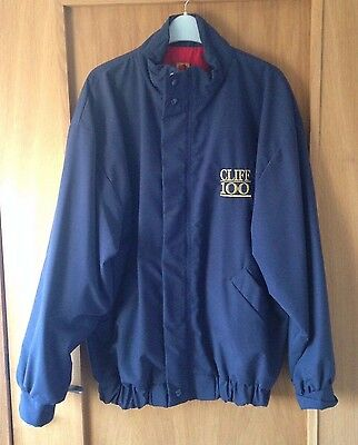 """CLIFF RICHARD JACKET for 100th SINGLE, SIZE LARGE (46"""") - RARE - NEVER WORN"""