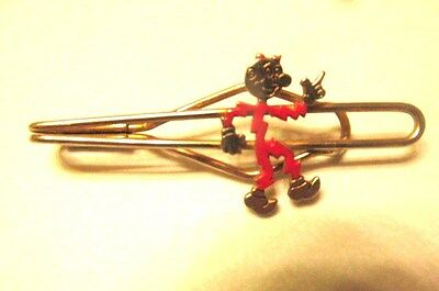 Vintage Reddy Kilowatt Tie Pin