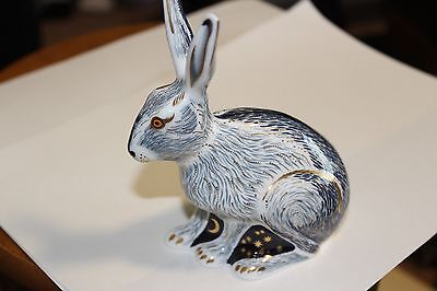 Royal Crown Derby Starlight Hare Mm111