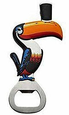 Guinness Toucan Bottle Opener Magnet (i5M)