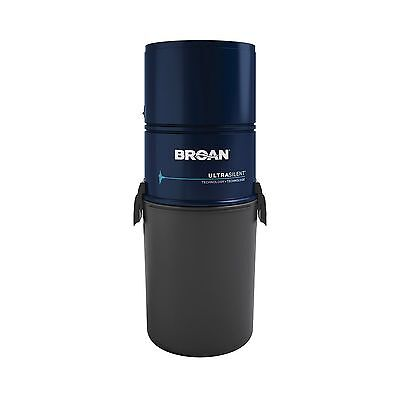 Broan BQ1 Central Vacuum with 500 Air Watts