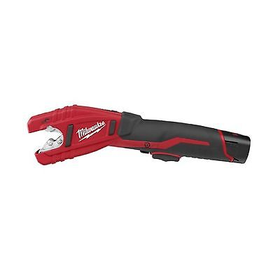Milwaukee 2471-20 12-Volt Pipe Cutter Tool Only No Battery