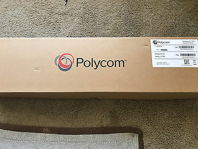 New in Box! Polycom Eagle Eye EagleEye Director Base -  Cameras Not Included!