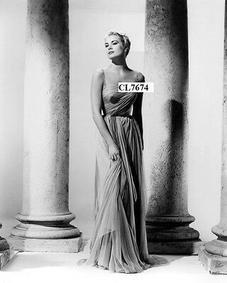 Grace Kelly in a Promotional Portrait for the Movie 'To Catch a Thief' Photo