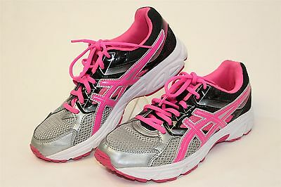 Asics Gel-Contend 3 Youth Kids Girls 7 40 Athletic Sneakers Running Shoes nm