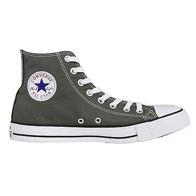 Converse Chuck Taylor All Star High Top Shoes Charcoal Men's 7.5/ Women's 9.5