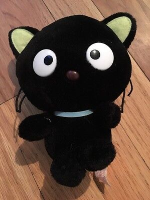 Chococat Plush Sanrio Hello Kitty Cat Friend Vintage New Without Hangtags