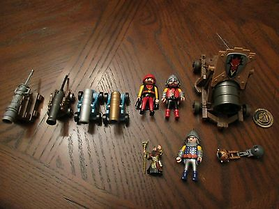 Playmobil-geobra-2004-cannon-3 Action Figures and more