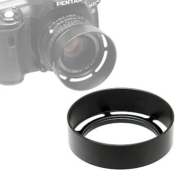 "Metal 58mm Vented Hood for Leica Leitz Voigtlander Nikkor Lens """"US Shipping"""
