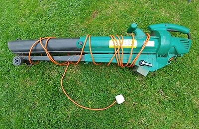 Electric Corded Garden Vacuum and Blower