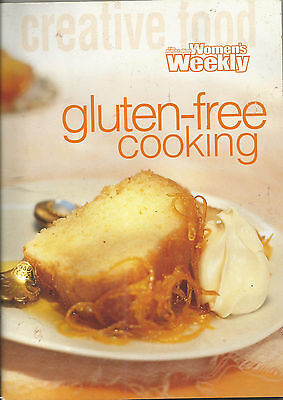 Women's Weekly...Gluten-Free Cooking....small cookbook