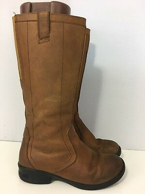Women's Keen Knee High Boots. Size 9.5. Brown