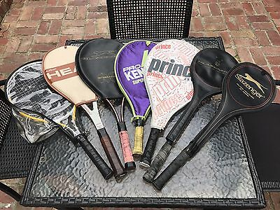 Tennis And Squash Racquets