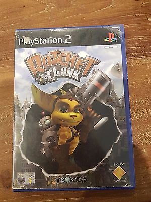 Ratchet & Clank (Sony Playstation 2, 2002 game) PS2