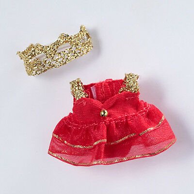 Sylvanian Families BALLERINA TUTU RED Epoch Fan Club Limited Calico Critters