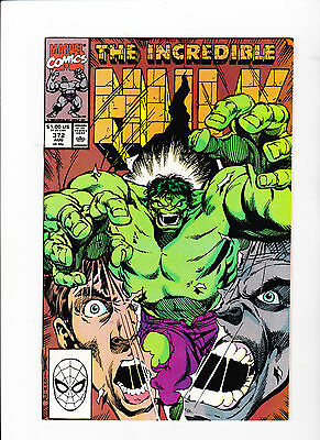 Incredible Hulk #372 - 9.8 - White Pages
