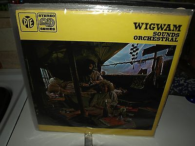 WIGWAM - SOUNDS ORCHESTRAL vinyl easy/exotica/instrumental/lounge album