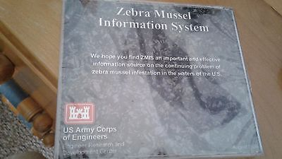 ZMIS - Zebra Mussel Information System. Educational CD sealed
