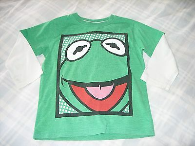 Cool NEXT The Muppets long-sleeved top age 2-3 (4-5) years,