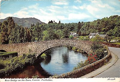 B87598 ross bridge on the earn comrie perthshire  scotland