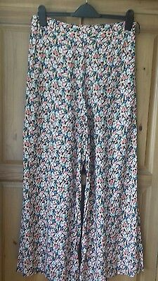 New Look Ladies Flared Trouser Size 12