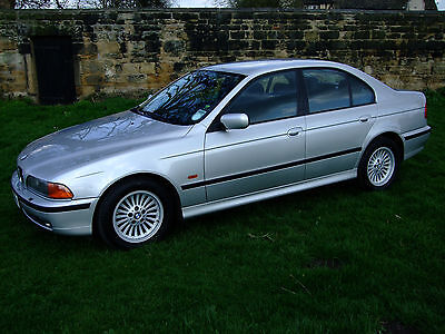 1999 BMW 5 SERIES 528i SE AUTO, 1 OWNER FROM NEW AND FULL BMW SERVICE HISTORY