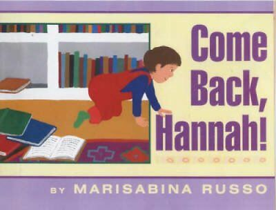 The Line Up Book by Marisabina Russo (Hardback, 1986)