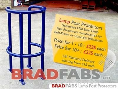 Lamp Post Protectors - Buy 9 get 10th Free!!- Car Park Safety