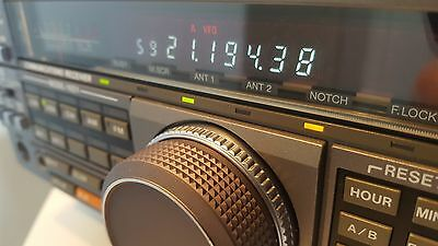 Kenwood R5000 HF Communications Receiver with opt. AM Filter