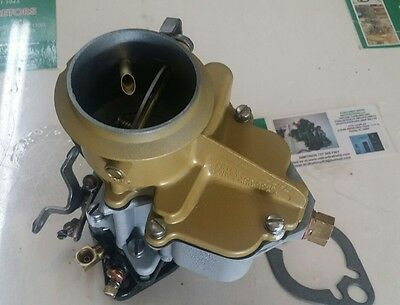 1949-1953 Plymouth Carter  Carburetor D6H2   Ball And Ball Carter Downdraft