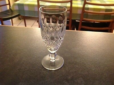 An Irish Waterford Colleen Champagne Flute