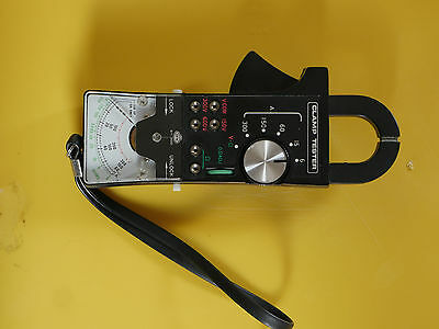 SEW Analogue Clamp-on Ammeter, Tester, meter (300A)