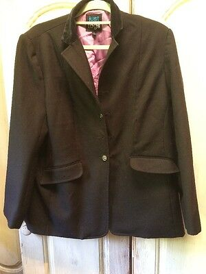 Just Togs Size 18 show jacket