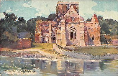 BR80364 holy cross abbey county tipperary ireland painting postcard