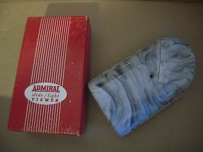 1950s Admiral Slide/Light Viewer New in Box