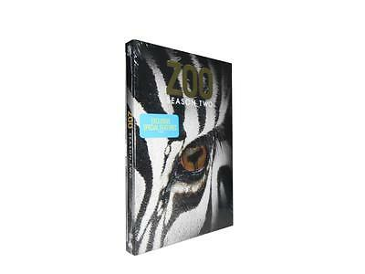 Zoo: The Complete Second Season 2 (DVD, 2016, 4-Disc Set)