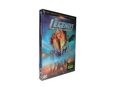 DCs Legends of Tomorrow: The Complete First Season 1 (DVD, 2016, 4-Disc Set)
