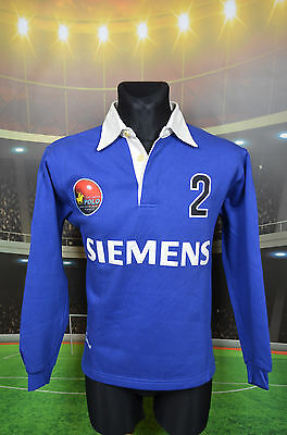 Snow Polo Club 21St Cartier 2005 #2 Siemens Official (Xs) Shirt Jersey Trikot