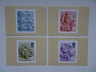PHQ Cards Definitive D24 -   England  - Mint