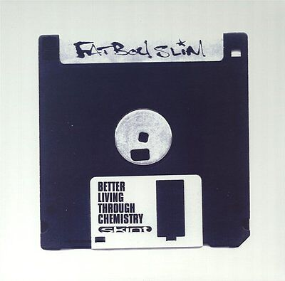 "Fatboy Slim""Better Living Through Chemistry""Yellow Vinyl 20th Ann.(New & Sealed)"
